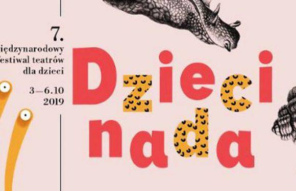 3 жовтня у Вроцлаві стартує Дитячий театральний фестиваль «Dzieciinada»