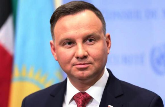Анджей Дуда: «У Польщі вже понад 1 мільйон громадян України»