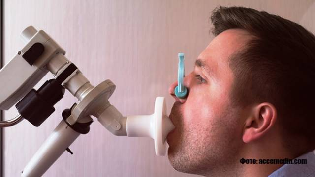 З 9 жовтня у Польщі   —  Дні спірометрії. Перевірте здоров'я легень!