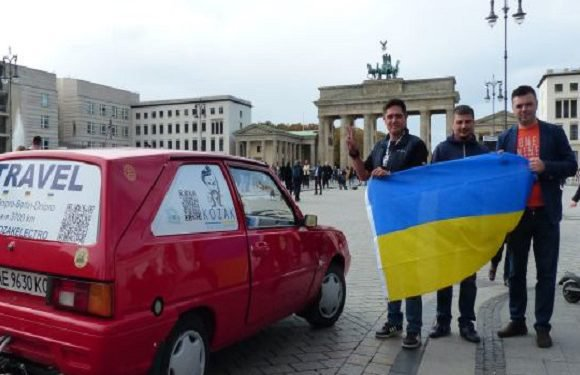 Як українська «Таврія» штурмувала Берлін [+ВІДЕО]