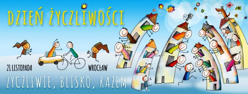 21 листопада, о 18.00, у кіноцентрі Нижньої Сілезії розпочнеться гала-XIV фестиваль  Дня Доброти