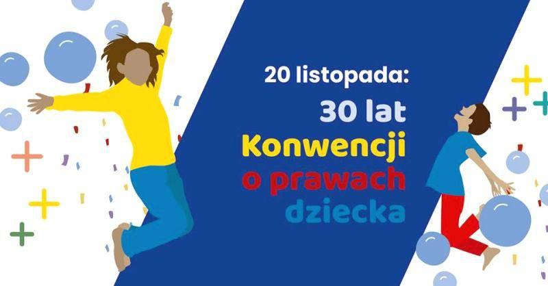 30 років дії Конвенції про права дитини. Святкування у Вроцлаві
