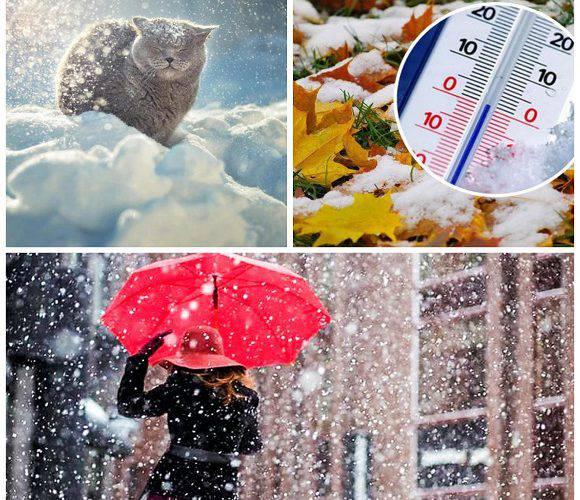 Цього тижня у Нижній Сілезії випаде сніг
