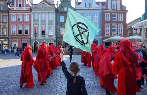 У Вроцлав відбудеться  Marsz Red Rebels Brigade (Марш Червоних Вдів)