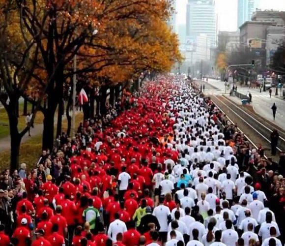 11 листопада у Вроцлаві відбудеться марш та біг до Дня Незалежності Польщі