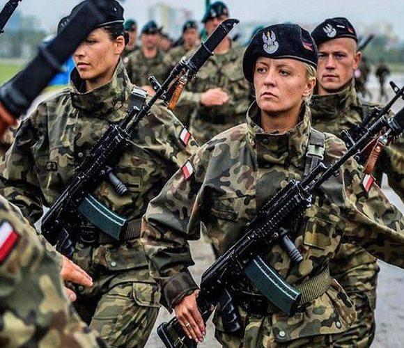 У Нижній Сілезії посеред ночі 1,5 тис. осіб викликали до війська