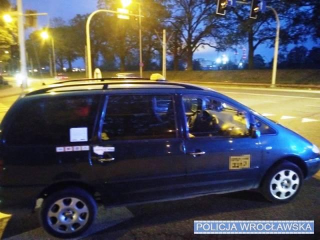 Без водійських прав, техогляду,  з таксометром за 20 злотих та ще й під дією амфітаміну, — Вроцлавом їздив шахрай-«таксист»