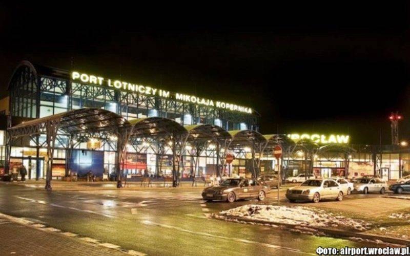 З  початку року аеропорт Вроцлава обслужив понад три мільйони пасажирів