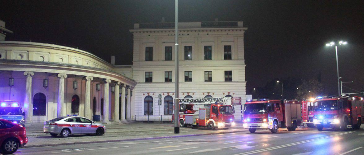 Під час вчорашньої пожежі у Вроцлаві –   на  Dworcu Świebodzkim постраждали дев'ять осіб, один чоловік загинув  (ОНОВЛЕНО. ВІДЕО+ФОТО)