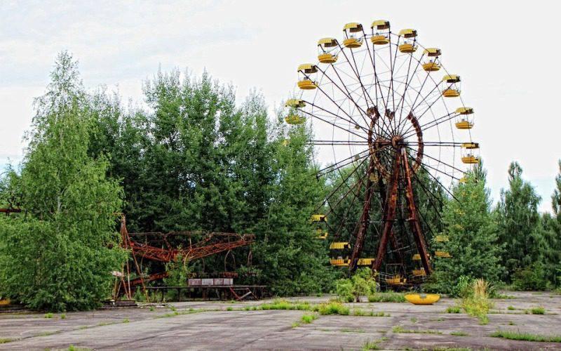 Рекордна кількість туристів у Чорнобилі. Поляки на другому місці