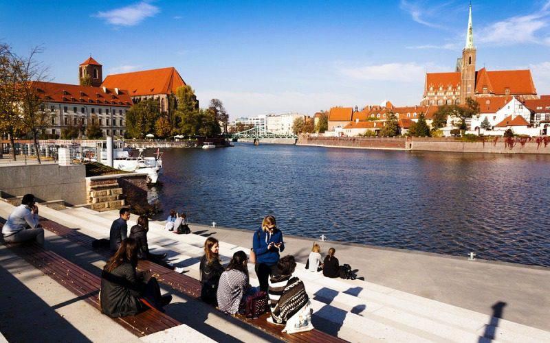 За 2019 рік у Польщі побувало, ймовірно, — понад 21 млн туристів