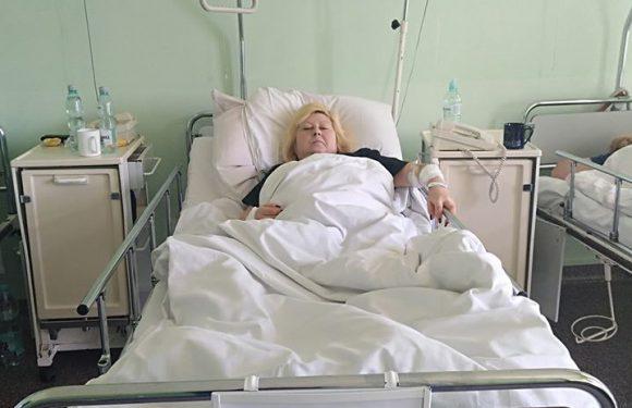 У Польщі померла українка,  яка чекала на карту побиту та перенесла інсульт