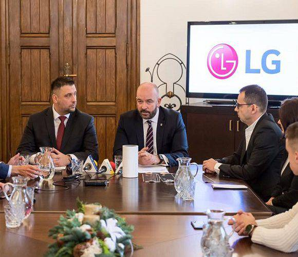 «LG Electronics» інвестує у Вроцлав 320 млн злотих. Будуть нові робочі місця