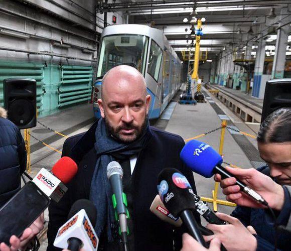 У Вроцлаві з'явилась перша трамвайна мийня [+ФОТО]