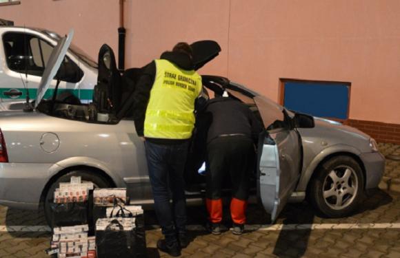 Сигаретний бізнес на кордоні: неподалік Гребенного затримано злочинця
