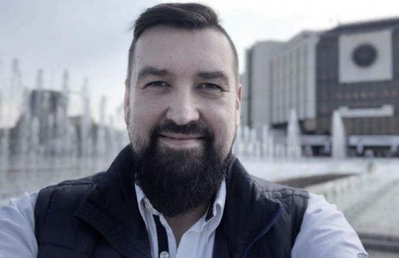 В ночь с 8 на 9 января не стало известного вроцлавского журналиста Даниеля Грошевского