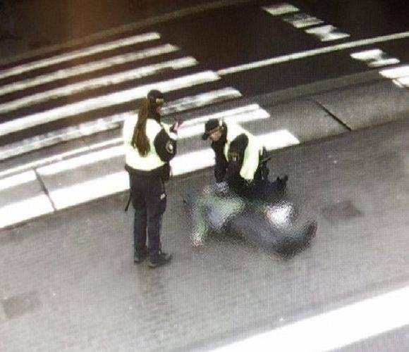 Не будьмо байдужими! В Польщі просто на вулиці помер чоловік, бо ніхто не надав йому допомоги
