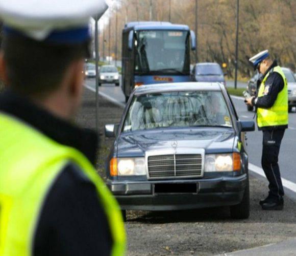 Водій у Польщі гнав зі швидкістю 230 км/год. — заплатив 5 тис. злотих штрафу