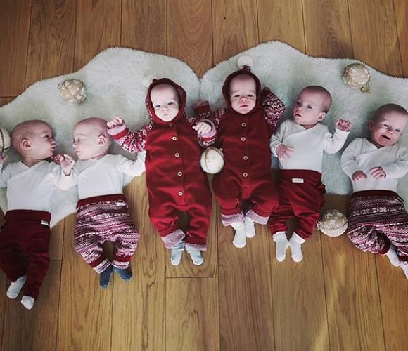 У Польщі жінка народила одразу 6-х дітей: уряд виділив їм майже мільйон злотих