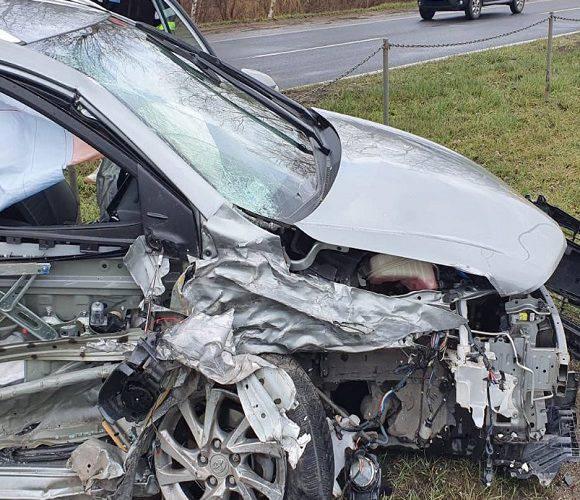 Працівник автосервісу вирішив проїхатись «з вітерцем»: розбив нове авто клієнта