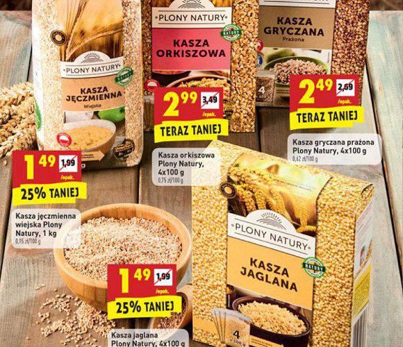 «Biedronka» просить покупців не споживати пшеничну кашу і повернути її в магазин