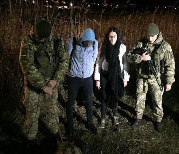 Кохання долає кордони: українець та полька незаконно перетнули кордон, аби відсвяткувати Валентинів день