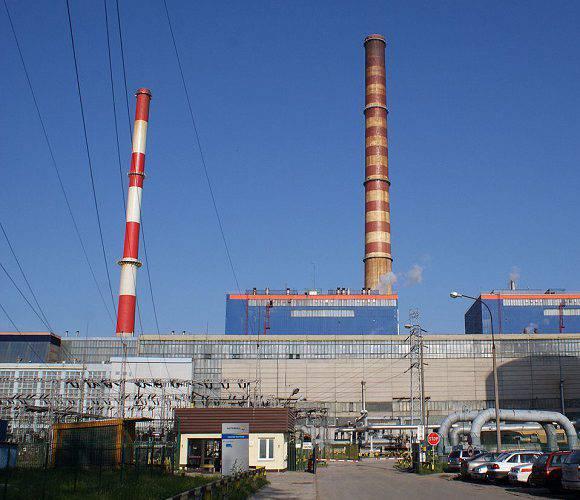На теплоелектростанції у Варшаві спалахнула пожежа
