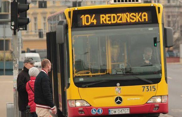 У Вроцлаві — зміни в розкладі руху громадського транспорту