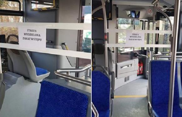 У зв'язку з коронавірусом громадський транспорт у Вроцлаві запроваджує зміни