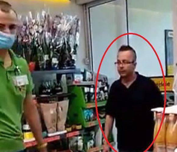 В Польщі затримали агресивного клієнта «Бєдронки», який ображав українця