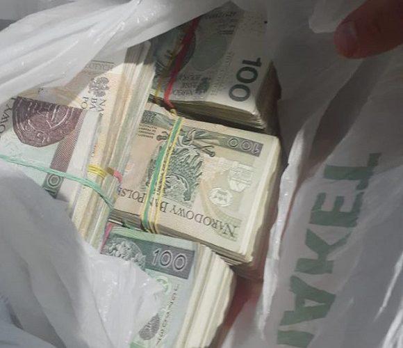 На польсько-українському кордоні затримали українця, котрий перевозив півтора мільйона гривень