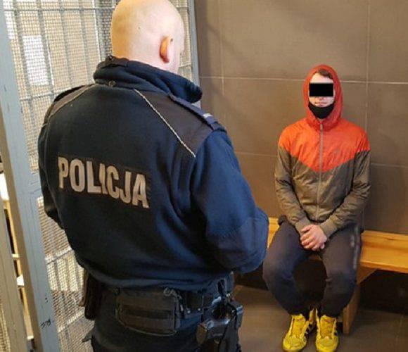 У Варшаві затримали злочинця, який пограбував чоловіка і відрізав йому палець