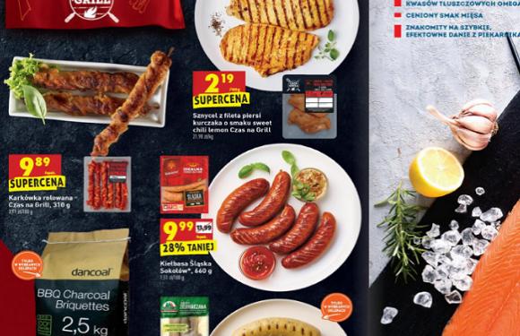 Які акції для покупців цього тижня підготувала «Biedronka»?