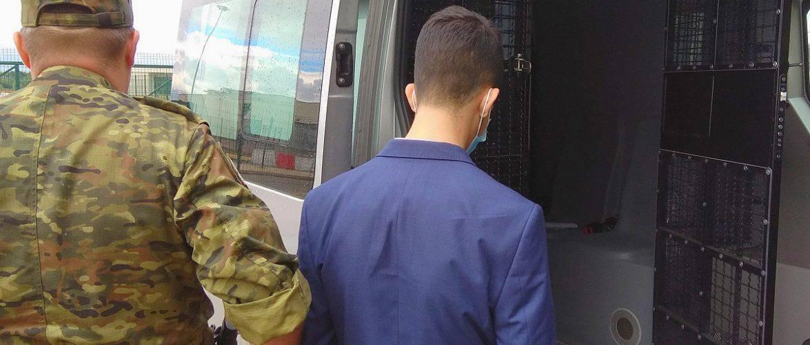 На українсько-польському кордоні затримали двох іноземців