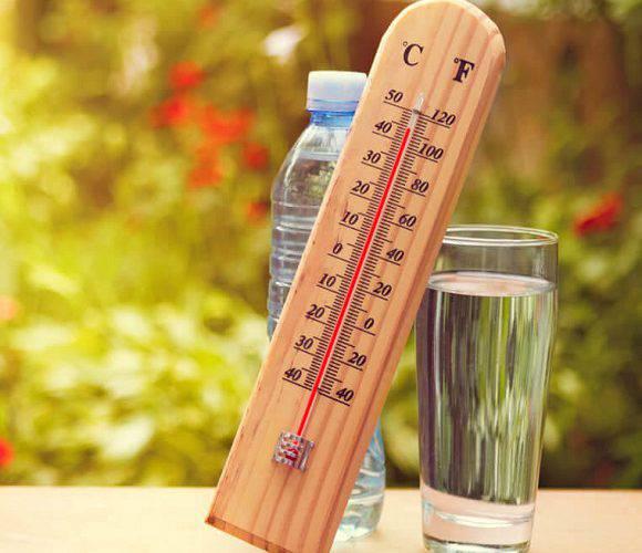 Прогноз погоди в Польщі на вихідні: буде гаряче