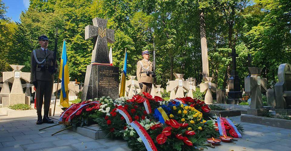 У Польщі вшанували пам'ять воїнів УНР
