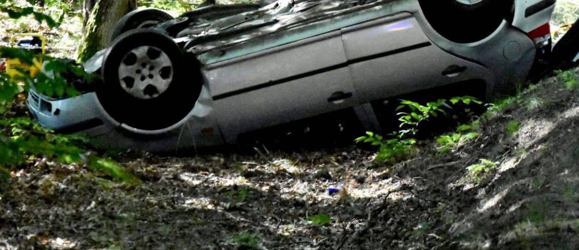 Аварія в західній Польщі. Постраждали вісім осіб, серед них діти, немовля та вагітна жінка