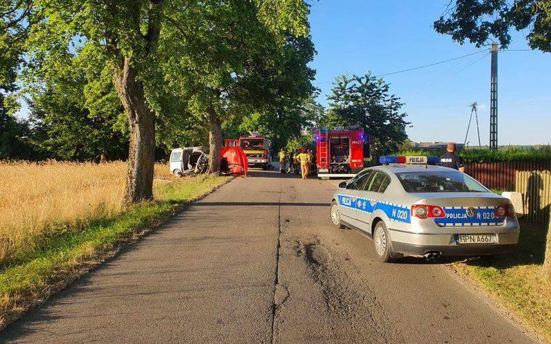 У Польщі загинув у ДТП українець з дочкою