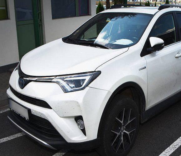 На польсько-українському кордоні зловили українця, котрий перевозив викрадене авто за 80 тисяч злотих
