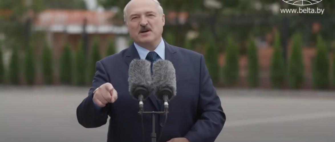 Лукашенко погрожує Польщі і Литві санкціями