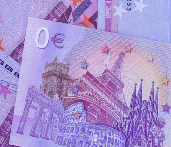 В Польщі випустили банкноту, номіналом 0 євро [+ФОТО]