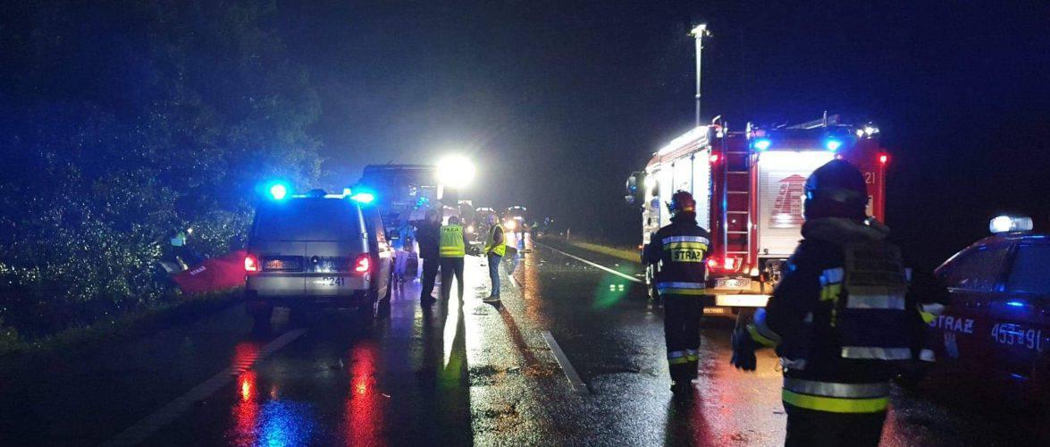 Зіткнення автобусів біля Ґлівіце, 9 загиблих [+ФОТО]