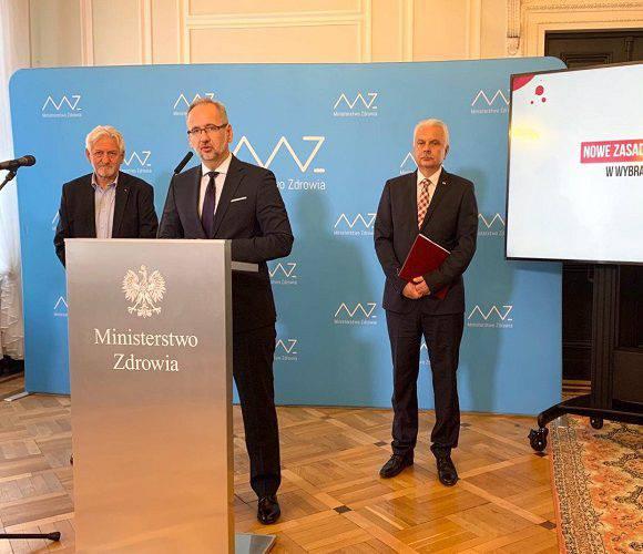 У Польщі — важливі зміни: карантин і самоізоляція тепер будуть коротші, а тести можна не проходити
