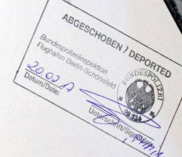 Українців масово депортують з Німеччини