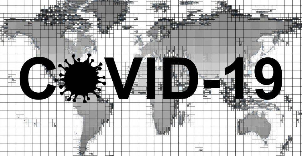 Поширення коронавірусу в Польщі, Україні та світі