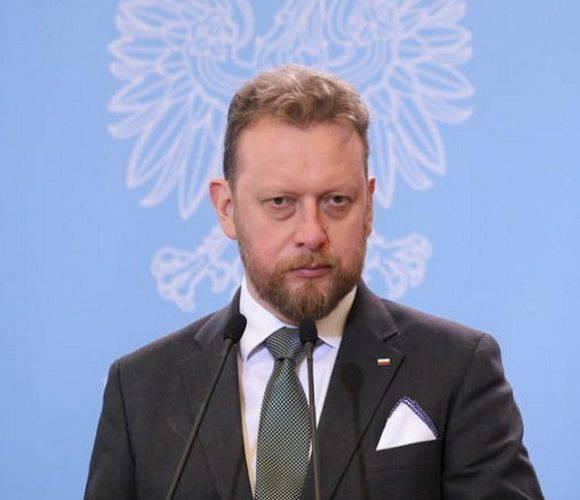 Глава МОЗ Лукаш Шумовський подав у відставку