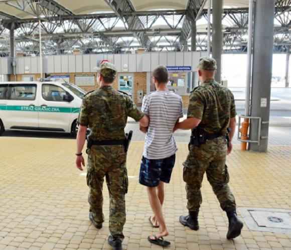 Молодий українець так хотів потрапити до Польщі на роботу, що вирішив нелегально перетнути кордон