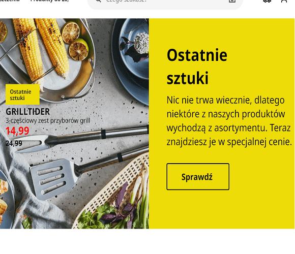 Від сьогодні в магазині «Ikea» у Вроцлаві — шалений розпродаж [+ФОТО ПРОДУКТІВ]