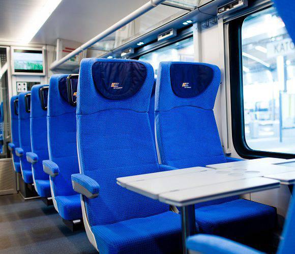 В Польщі оновили частину потягів «Інтерсіті»: вагони оснащені кліматизацією та інтернетом