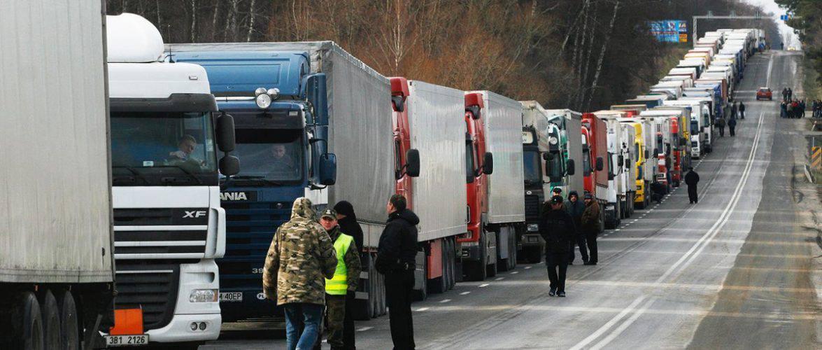 Транзитні дозволи від Польщі та Словенії для українських перевізників